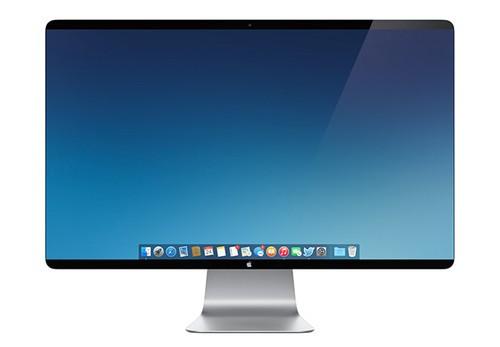 苹果4k显示器概念设计欣赏