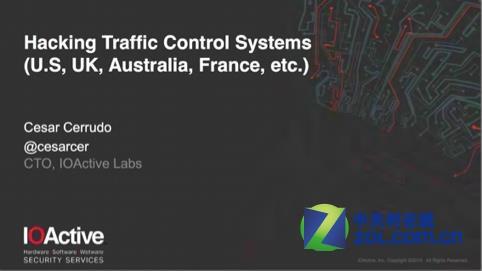 DEF CON 22见闻录:黑客盯上智慧城市