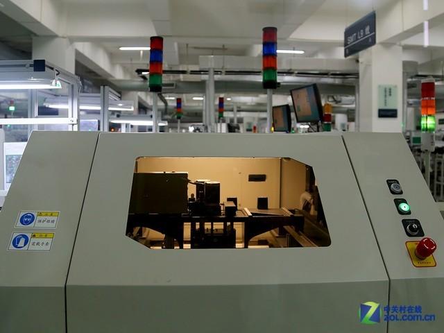 插槽等自动焊接到印刷电路板上的过程