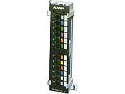 AMP 48口屏蔽式配线架