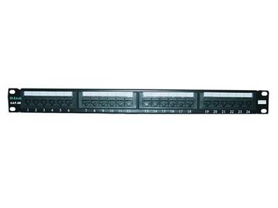 D-Link 超五类18口普通型配线架