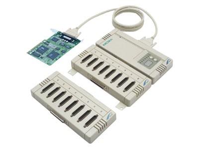 MOXA C32010T/PCI(8口智能卡机架型)