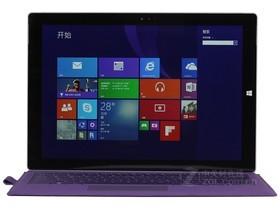 微软Surface Pro 3正面