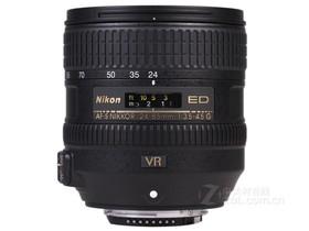 尼康AF-S 尼克尔 24-85mm f/3.5-4.5G ED VR广角端