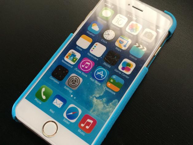 私人定制iPhone6周边?3D打印大显身手