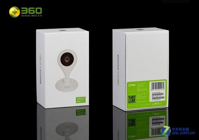 360哪些评测第一_149元谁更强?小米/360智能摄像机大图PK_智能家居评测-中关村在线