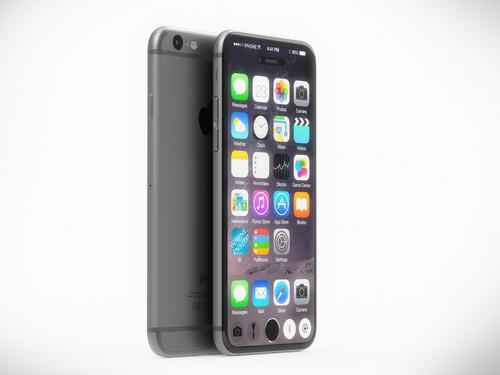 无边框iPhone7概念机出炉 比6要好看