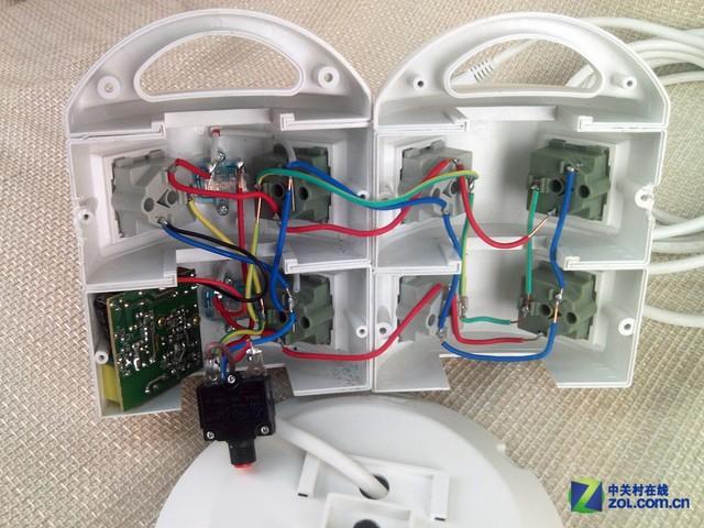 個性立式設計 牛人USB多功能插座圖賞