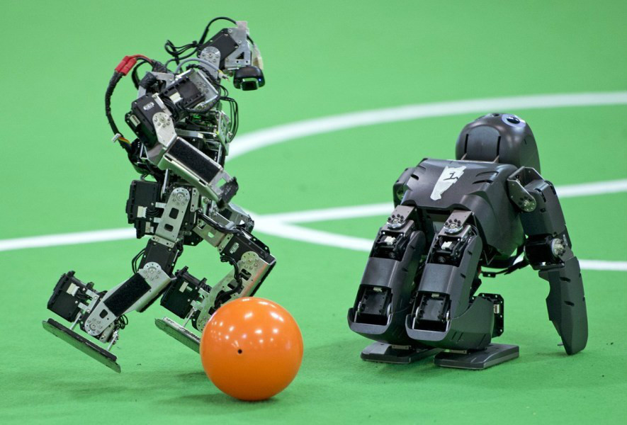 30张图揭晓最先进机器人 高速运算能力