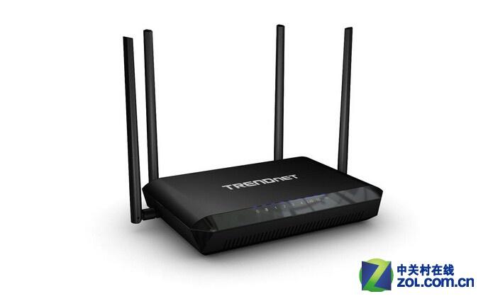 Trendnet AC2600 TEW-827DRU是一款支持4*4 MU-MIMO技术的新品,其在2.4GHz频段的最高无线传输速率可达800Mbps,而在5GHz频段的最高无线传输速率为1733Mbps,双频同时传输速率可达2533Mbps。该新品预计5月上市,售价约200美元!