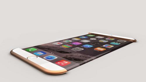仅一块玻璃 超前iPhone概念设计闪瞎眼