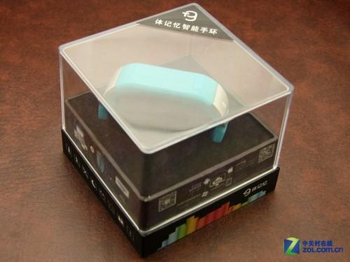 为运动而生 体记忆T9-3z智能手环开箱