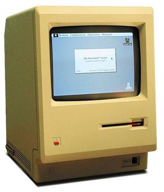 真正果粉看过来 Mac电脑31年进化史