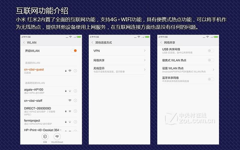 【高清图】小米(xiaomi)红米2(电信4g)评测图解