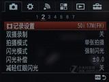 索尼RX100 III界面图