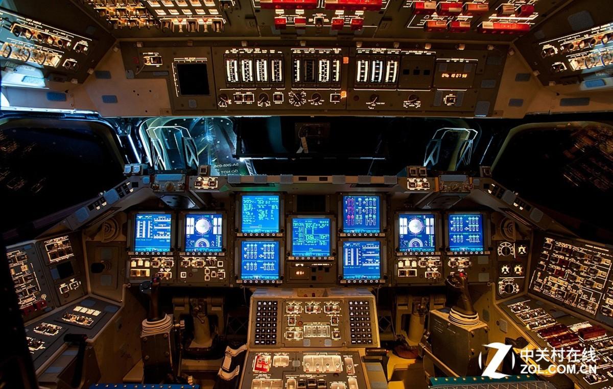 【高清图】天使与魔鬼6:走进波音737飞机驾驶舱中