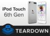 做工依旧精湛 第六代iPod touch拆解