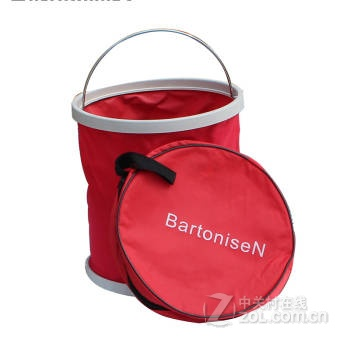 【bartonisen洗车水桶户外便携式折叠水桶车用水桶11