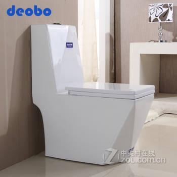 彩色烧釉3d钻石马桶座便器卫浴坐便器欧式纳米智洁