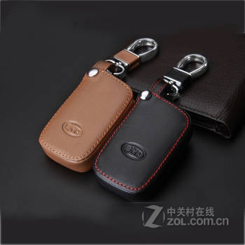 车格仕 比亚迪s6钥匙包 g3 l3 m6 l6 e6 f0 新f3专用汽车真皮遥控钥匙