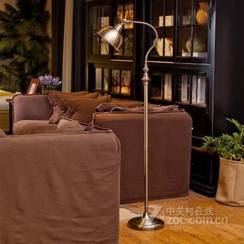 客厅装饰落地灯