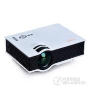 优丽可(UNIC)UC40家用投影仪LED高清微型投影机便携式微投短焦 标配+高清线+MHL线