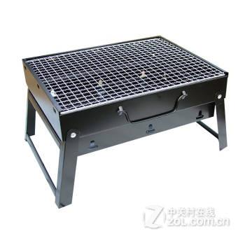 原始人 木炭烧烤炉 户外烧烤架 便携式 w801