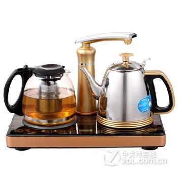 【自动上水电热水壶加水电茶壶抽水烧水壶茶具