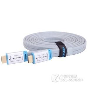 威迅 H450HDF(冰蓝色扁线/1米)