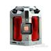 wisebrave 适用于苹果三星小米华为 无线蓝牙音箱 手机随身插卡音响 车载音箱低音炮 红色