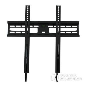 美国布朗熊f系列固定不可调 平板 led电视机支架 液晶电视挂架 小米2