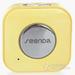 Seenda蓝牙耳机立体声音乐入耳式蓝牙接收器NFC蓝牙运动跑步耳机 黄色