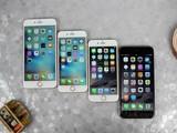 苹果iPhone 6 Plus对比图