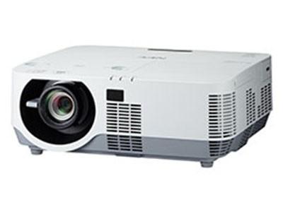 商务投影机 NEC CR5450H 广东售32399元