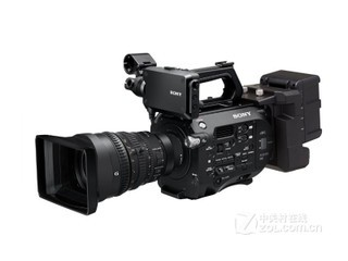 索尼FS7K FS5K FS7H 专业微电影 4K 慢动作摄像