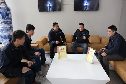 号外 狼蛛产品再获中关村在线年度推荐产品奖