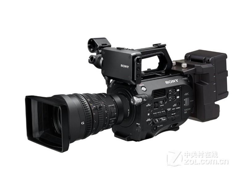 大光圈 5倍变焦 索尼PXW-FS7K售57500元