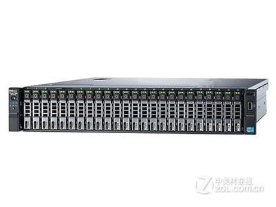 戴尔 PowerEdge R730XD 机架式服务器(Xeon E5-2620 V3*2/16GB*2/600GB*12)