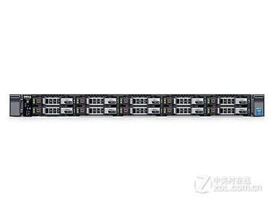 戴尔 PowerEdge R630 机架式服务器(Xeon E5-2603 V3/4GB*2/1TB*2)