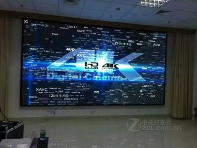 晶久源 P4室内LED显示屏