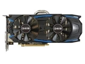 影驰 GeForce GTX 1060大将 黑色