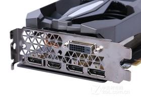 索泰GTX1060显示输出接口