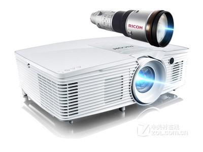 4500高流明 理光PJ HD2000广东13680元