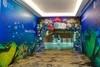 新加坡SEA海洋馆的陈列品