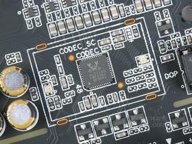 七彩虹Z270音频芯片