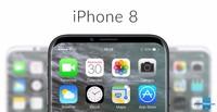 iPhone8不配曲面照样美 长这样没sei了