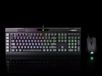 DIY外设美拍:海盗船K95 RGB铂金键盘