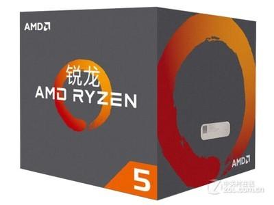 锐不可挡 AMD Ryzen 5 1400广东944元