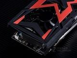 迪兰RX 580 8G X-Serial 战神效果图