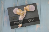 HiFiMAN RE800拓扑振膜耳塞开箱图赏